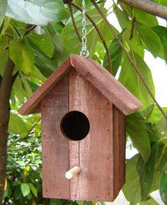 casa nido diy hecho a mano