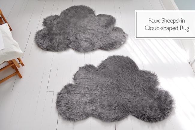 alfombra nubes