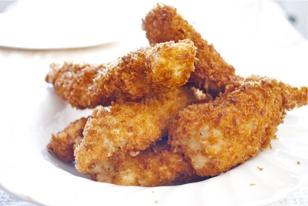 nuggets pollo panko