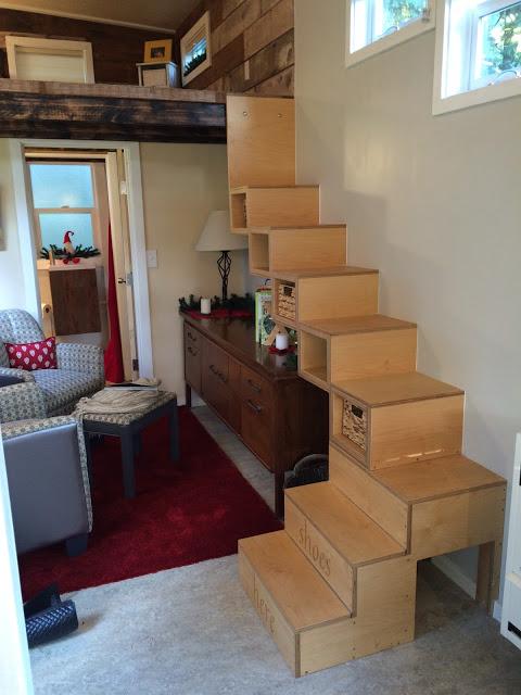 escaleras de minicasa