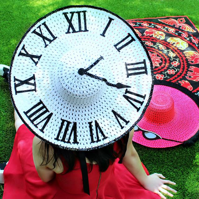 sombrero reloj