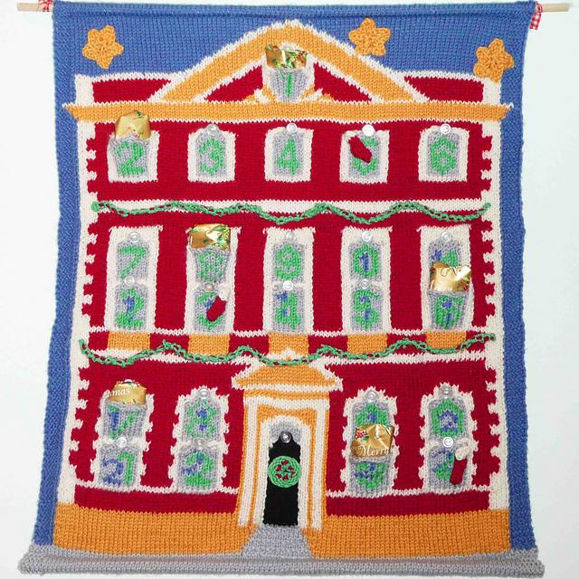 Fairfax House Advent Calendar by Mrs Buttons