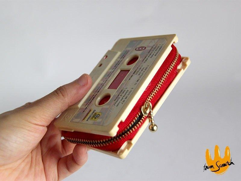 monedero casette