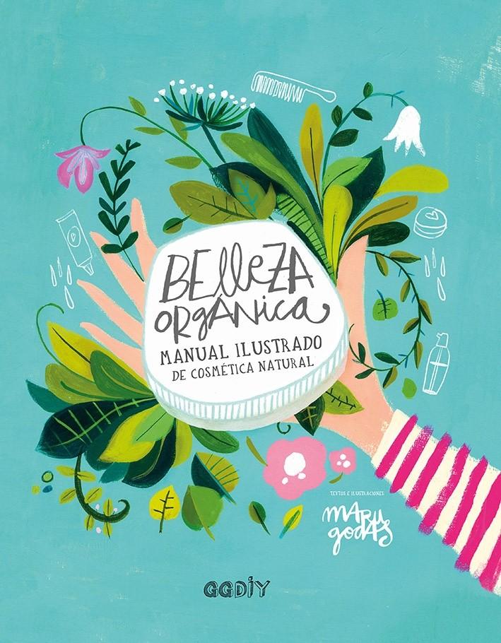 belleza organica portada libro