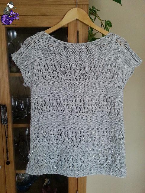 blusa chic planeta de lanas