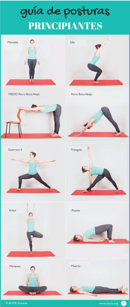 yoga principiantes layla