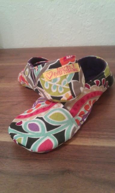 kimono slippers laurene fabrication