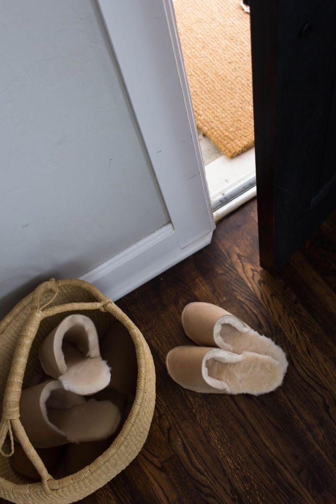zapatillas de piel en alwaysrooney