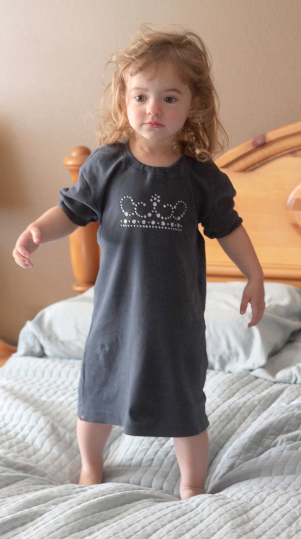 vestidos reutilizable de camiseta