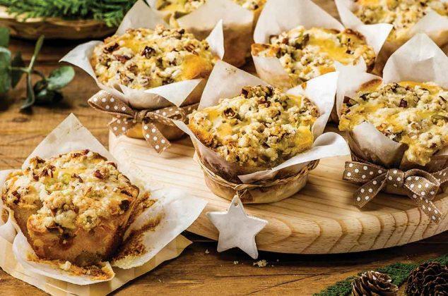 muffins de manzana y canela cocina vital