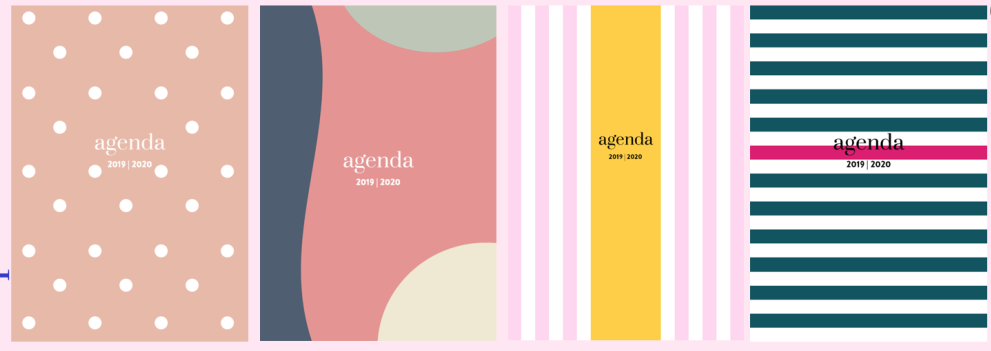 Agendas creative mindly