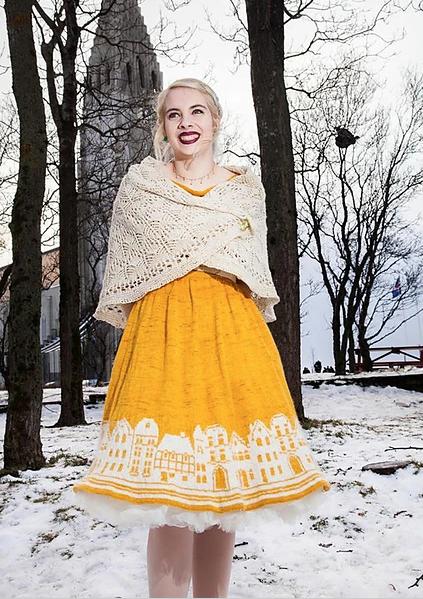 Vestido House Dressing by Chantal Belisle