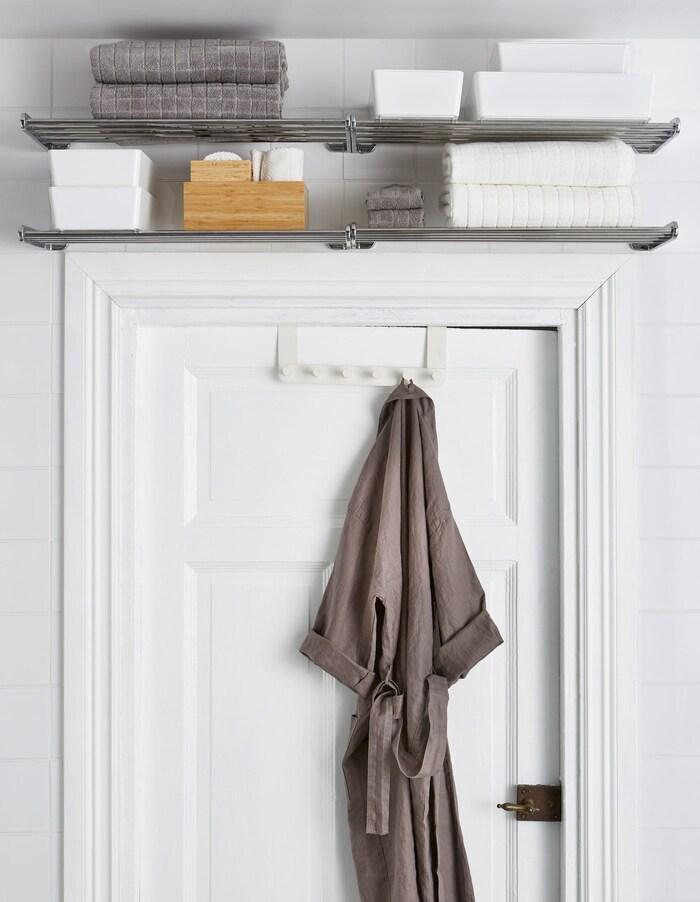baldas encima de la puerta ikea