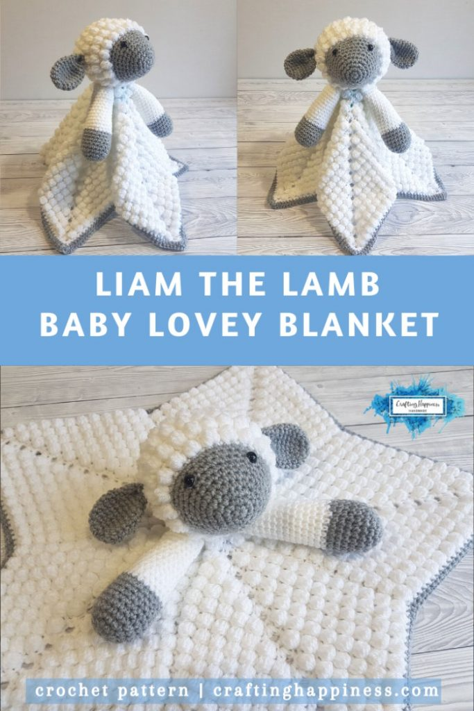 Liam-The-Lamb-Baby-Lovey-Blanket-Crochet-Pattern-By-Crafting-Happiness