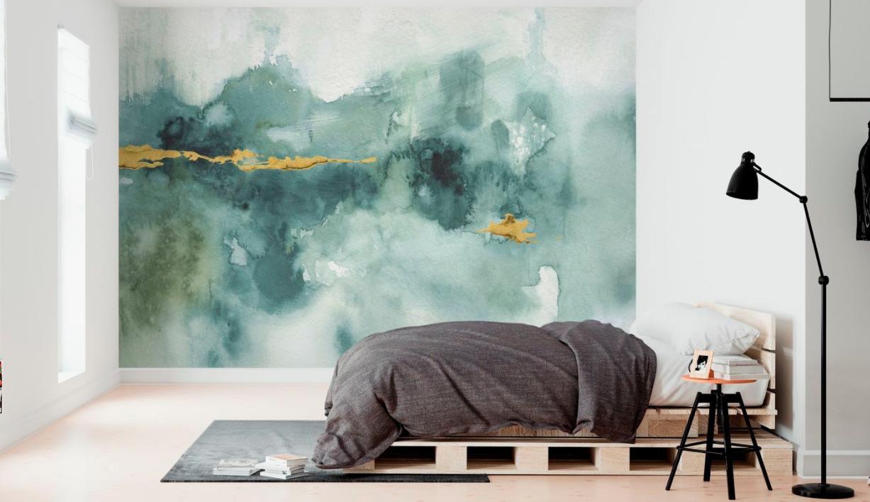 Papel pintado habitacion