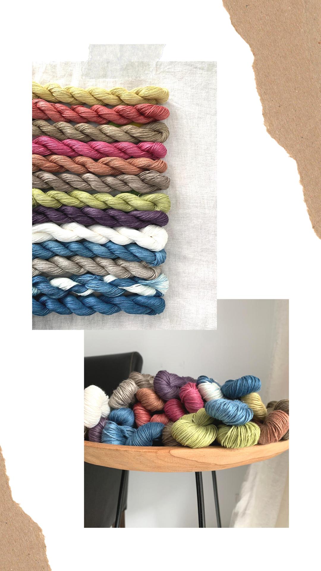 lino raw vega knits