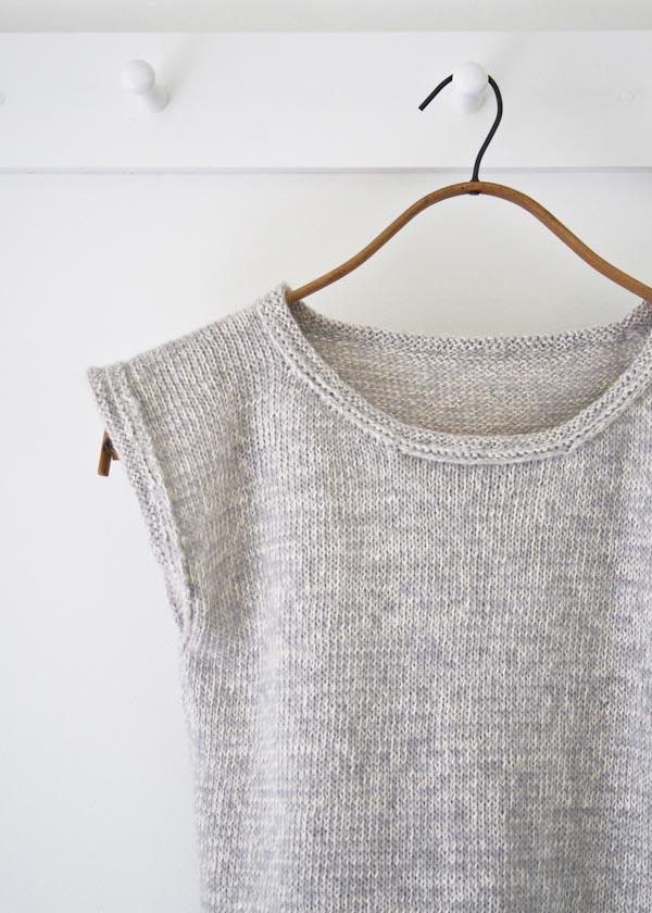 tejer camiseta de verano purl soho