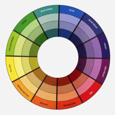 ruedas de color allpeoplequilt