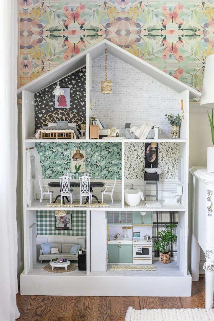 casa de muñecas blesserhouse