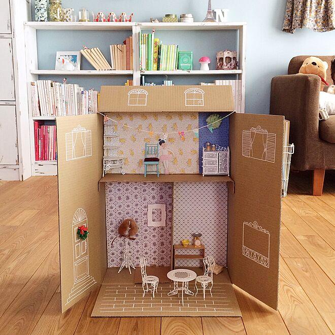 casas de muñecas roomclip