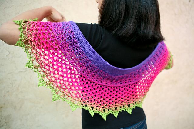Dragonfruit crochet