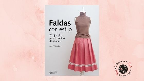 post faldas con estilo labores en red