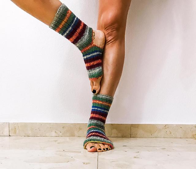 calcetines de yoga shala